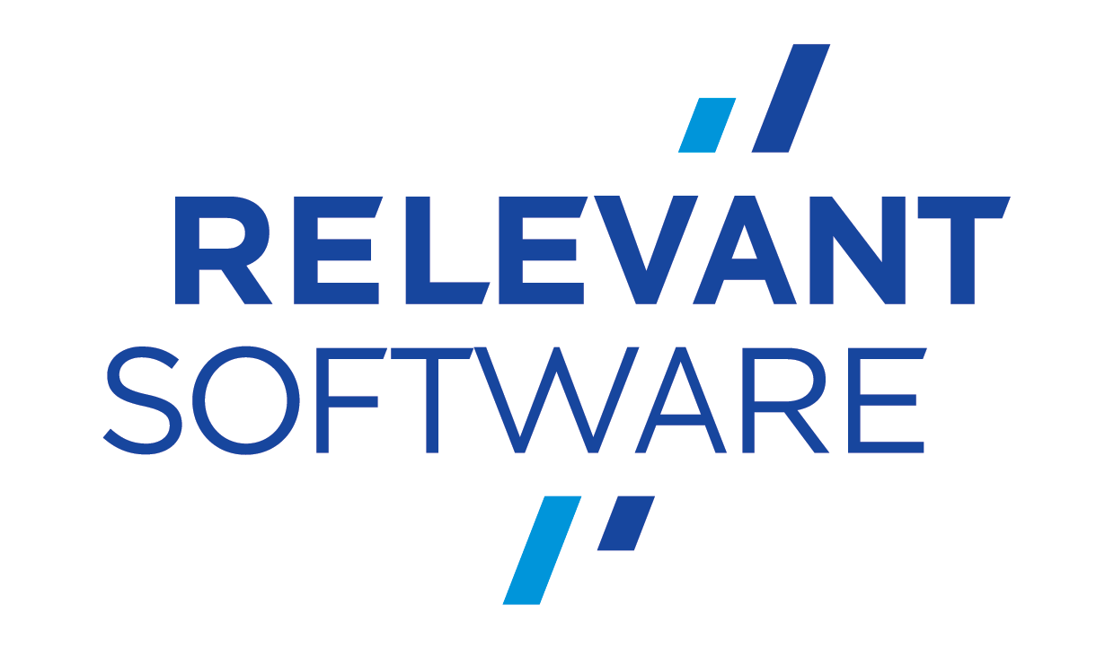 Relevant software main logo
